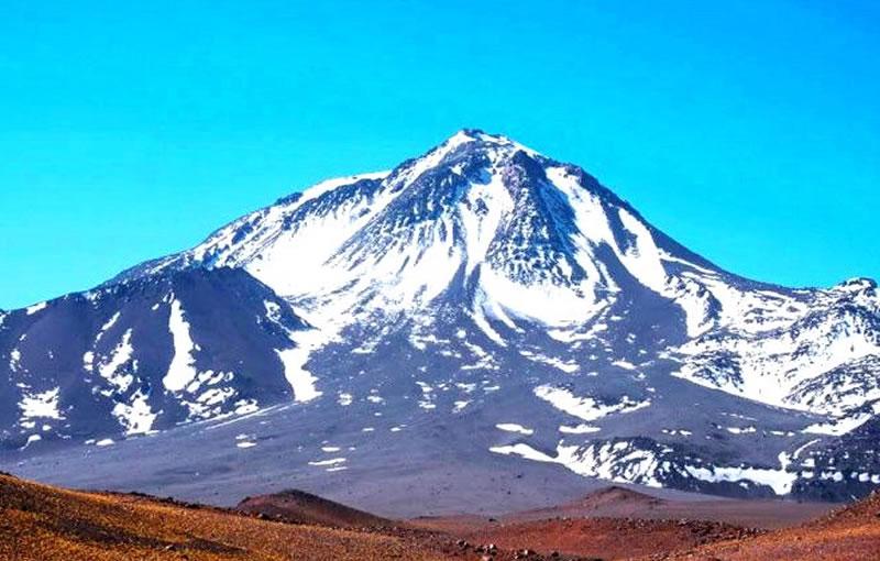 Volcán Llullaillaco 6739 masl