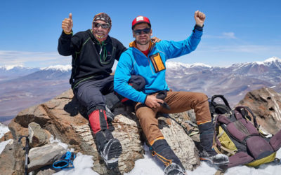 Incahuassi expedition 6638 masl