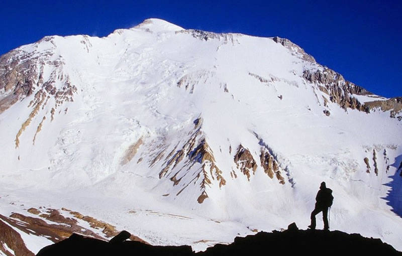 Cerro Mercedario 6770