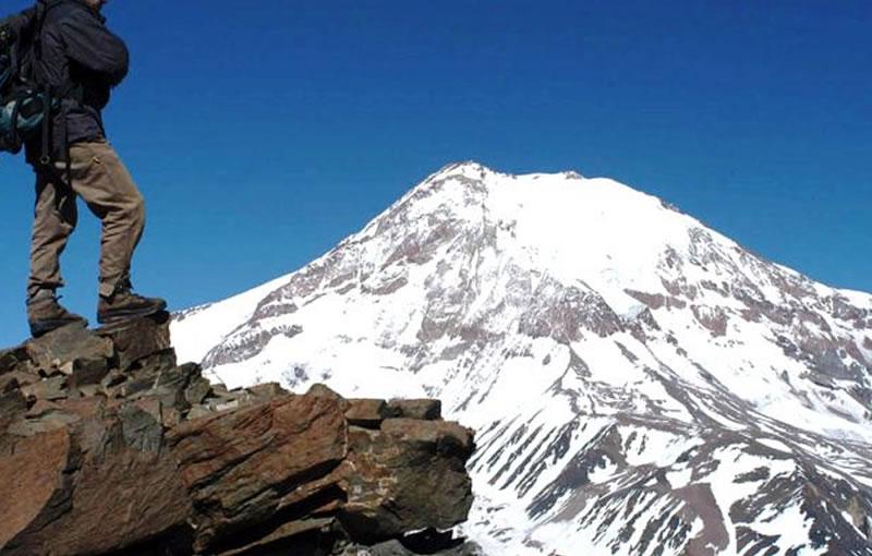 Tupungato Volcano 6635 masl