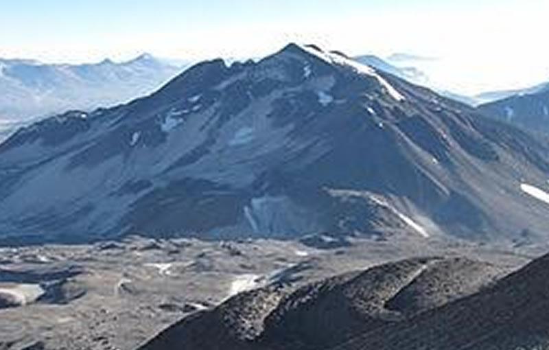 Volcán El Muerto 6519 m