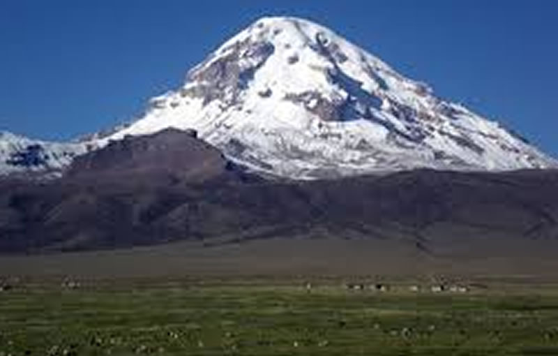 Volcán Sajama Volcano Expedithion 6542