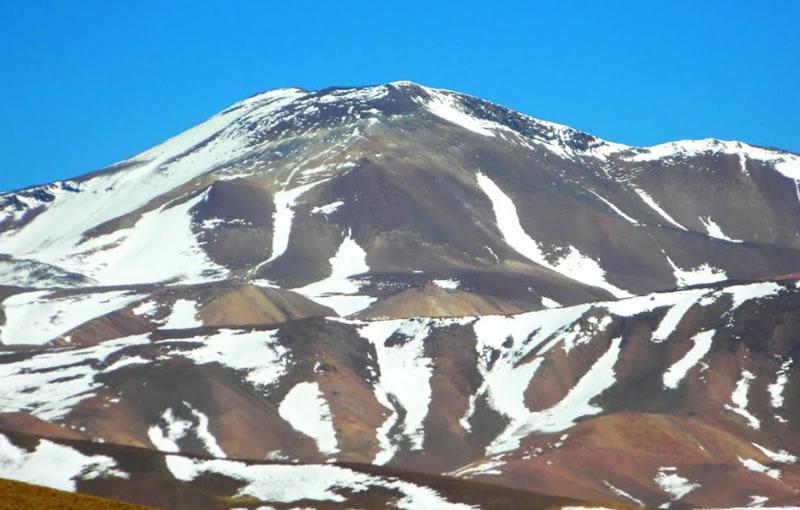 Quewar Volcano 6150 masl. Salta