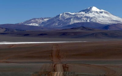Veladero Volcano 6436masl, La Rioja