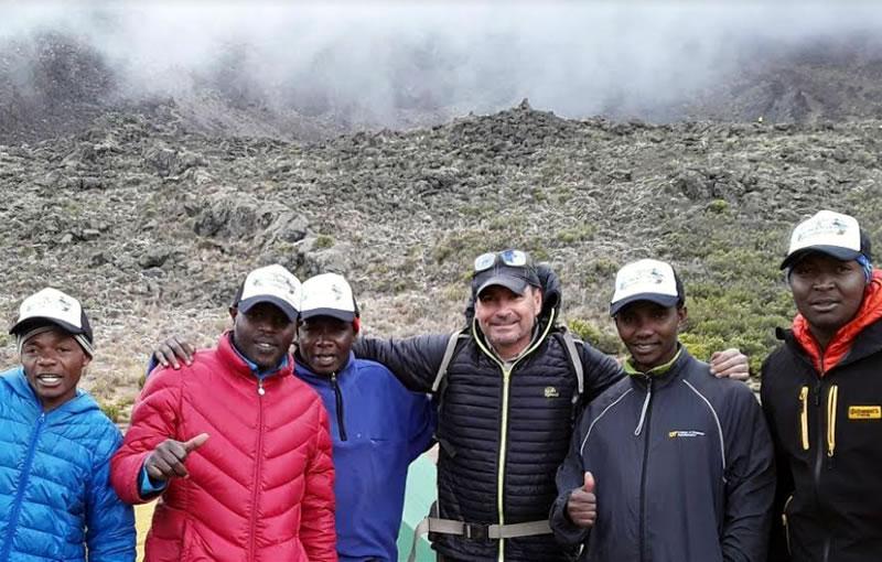 Africa – Mount Kilimanjaro 5896masl – Tanzania